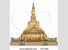 RoyaltyFree RF Myanmar Clipart, Illustrations, Vector