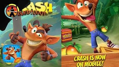 Crash Bandicoot Mobile Installarlo Dispositivi Ecco Android