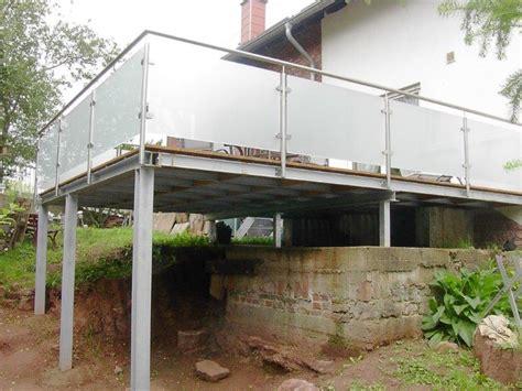 Balkone Und Terrassen by Edelstahl Stahl Balkone Und Terrassen Metallbau