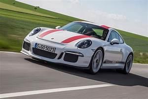 Porsche 911 R (2016) review | CAR Magazine  Porsche
