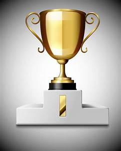 How to Create a 3D Gold Trophy Cup in Adobe Illustrator ...