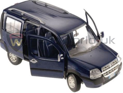 Fiat Merchandise by Brand New Boxed Offical Fiat Merchandise 1 24 Scale Model