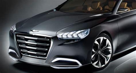 Hyundais lyxkoncept HCD-14 Genesis | Vi Bilägare