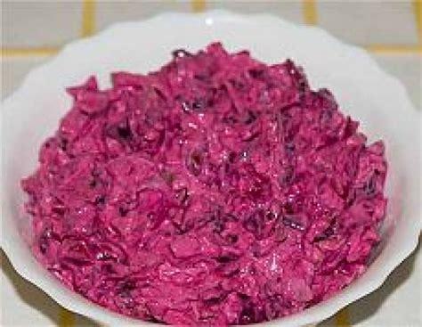 Siltie biešu salāti