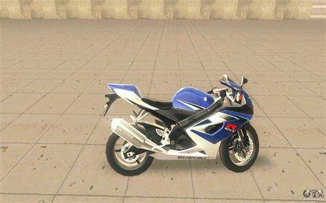 Suzuki Gsxr 1000 For Gta San Andreas
