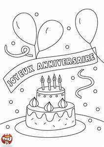 Dessin Gateau Anniversaire : gateaux anniversaire dessin ~ Melissatoandfro.com Idées de Décoration