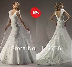 wedding dress 2012 v neck sheath chapel lace satin low With low back corset for wedding dress