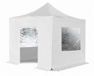 Seitenwände Für Pavillon : seitenw nde mit t r f r das premium falt pavillon wei 69 99 ~ Indierocktalk.com Haus und Dekorationen