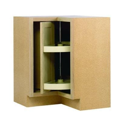 home depot 20 off cabinets null 28 375x34 5x16 5 in lazy susan corner base cabinet