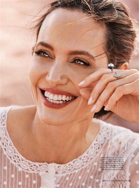 ANGELINA JOLIE in Instyle Magazine, Germany November 2019 ...