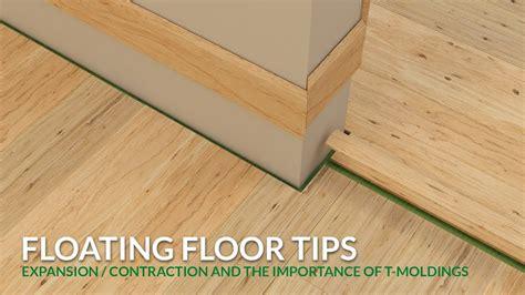 floating floor tips   plan  expansion