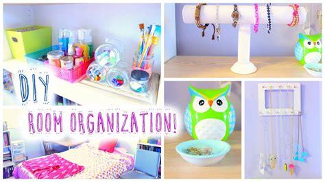 Diy Room Organization For Summer!