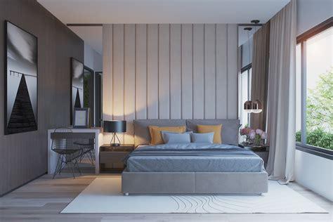 42 Gorgeous Grey Bedrooms