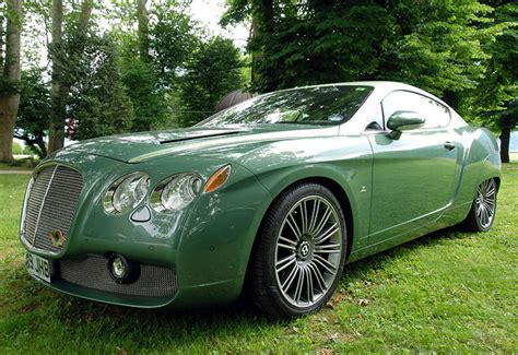 Bentley Zagato by 2012 Bentley Continental Gtz Zagato Special Edition