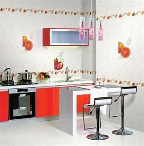 decoration murale cuisine contemporaine exemples d With décoration murale cuisine moderne
