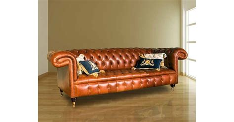 chesterfield settees uk buy chesterfield leather settee made in uk designersofas4u
