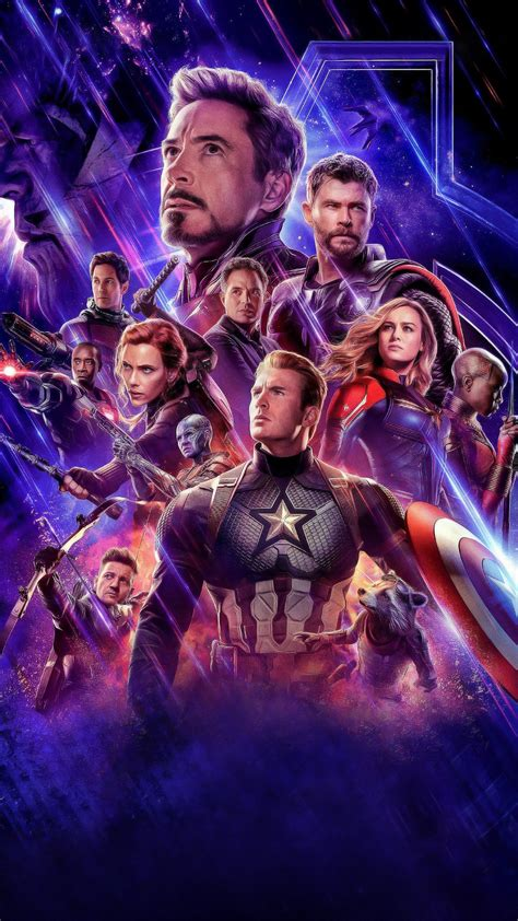 avengers endgame official poster  wallpapers hd