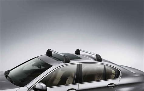 coffre de toit serie 1 barres de toit bmw pour bmw s 233 rie 5 f10 dans accessoires d