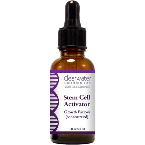 Aqua Bio Stem Cell Activator stem cell activator clearwater nutrition lab