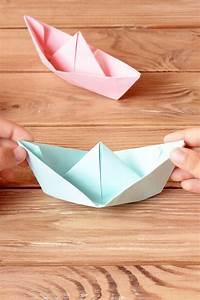Comment Faire Une Boite En Origami : comment faire un bateau en papier une activit ludique et cr ative pour enfants et adultes ~ Dallasstarsshop.com Idées de Décoration