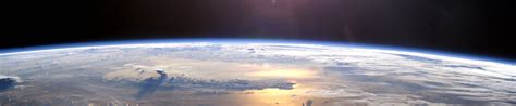 Space Full Hd Wallpaper And Background  5760x1200 Id442743
