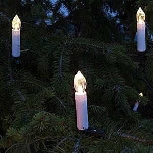 Weihnachtsbaumbeleuchtung Mit Kabel : lichterketten f r den au enbereich ~ Watch28wear.com Haus und Dekorationen