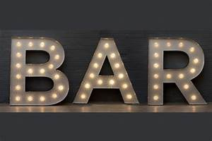 bar light up letters hire london goodwin goodwin With tall light up letters