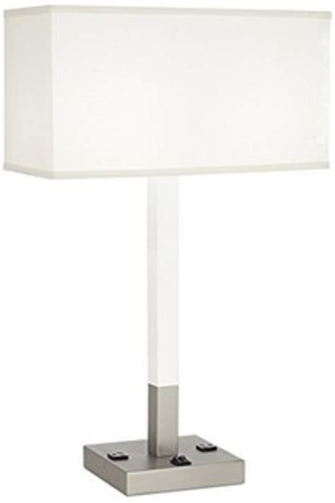 table ls with outlets in base best table ls with power outlets electrical outlet in