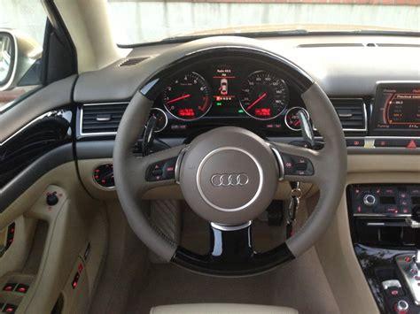 Custom Steering Wheel Is On!  Audiworld Forums