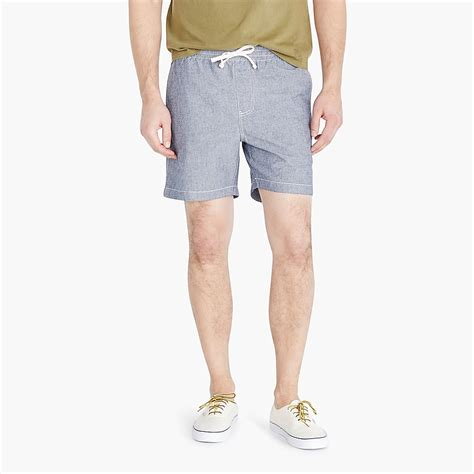 The detailed information for j crew account pay is provided. J.Crew: Dock Short In Stretch Chambray For Men
