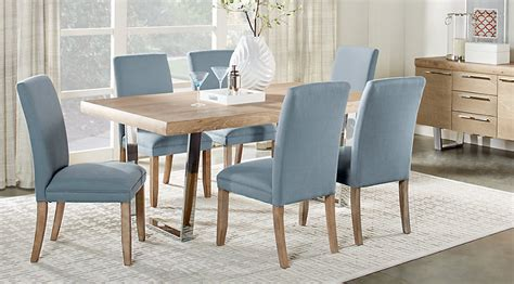 home san francisco ash 5 pc dining room