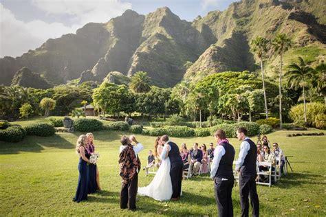 Weddings In Asia Hawaii