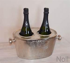 Lampenschirme Für Tischlampen : champagnerk hler f r 2 flaschen online kaufen michael noll ~ Whattoseeinmadrid.com Haus und Dekorationen