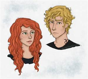 Clary and Jace by Isuani on DeviantArt