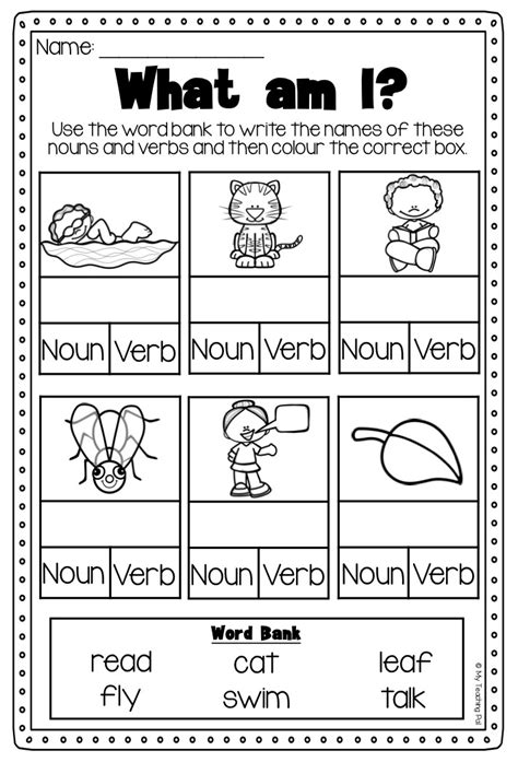 Verbs Worksheet It Covers Action Verbs, Pastpresentfuture Tense Verbs, Irregular Verbs