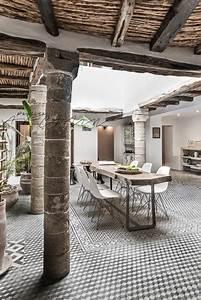Innenhof Spanischer Häuser : pin von janina hirsch auf riad pinterest marrakesch rund ums haus und wohnen ~ Udekor.club Haus und Dekorationen