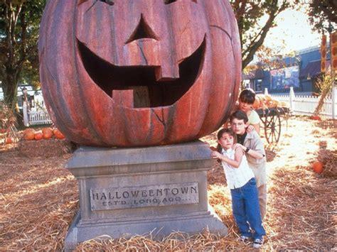 disney  halloween fall autumn pumpkin halloween town