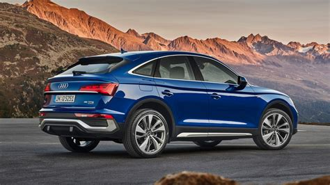 2021 Audi Q5 Sportback: For When You Want a TT But Have ...