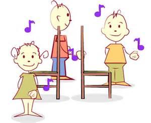 Chaises Musicales by Jeu Des Chaises Musicales Anniversaire D Enfant