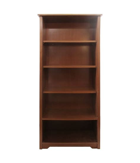 Silver Pine Library Bookcase  Buy Silver Pine Library
