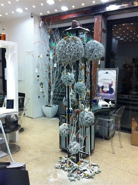 idee decoration de noel pour magasin