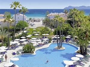 allsun hotel eden alcudia auf mallorca in alcudia spanien With katzennetz balkon mit palm garden alcudia mallorca