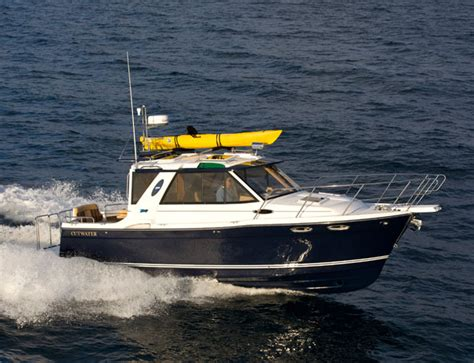 Cutwater Boats Performance by Research 2015 Cutwater C 26 On Iboats
