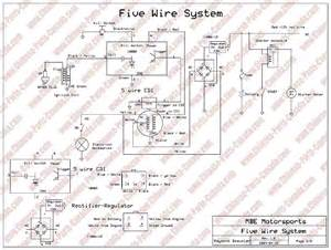 5 pin cdi wiring diagram 5 image wiring diagram watch more like chinese dirt bike wiring diagram on 5 pin cdi wiring diagram
