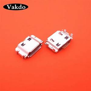 10x Usb Port Charge Connector For Samsung Galaxy I8910