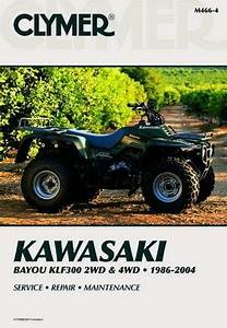 1994 Kawasaki Bayou 300 Wiring Diagram