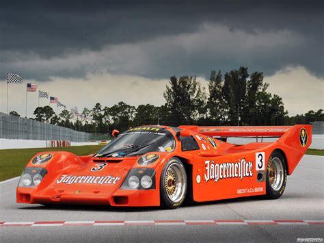 Porsche 962 '1984–91 - Wallpaper #22221