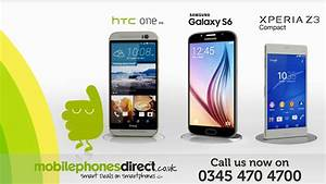 Mobile Phones Direct TV Advert - www.mobilephonesdirect.co ...