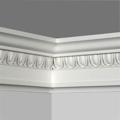 Polyurethane Crown Molding by Polyurethane Egg And Dart Crown Molding Designer Supplier