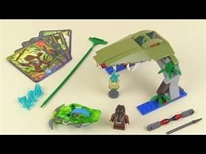 LEGO Chima Speedorz 70112 Croc Chomp set Review! - YouTube